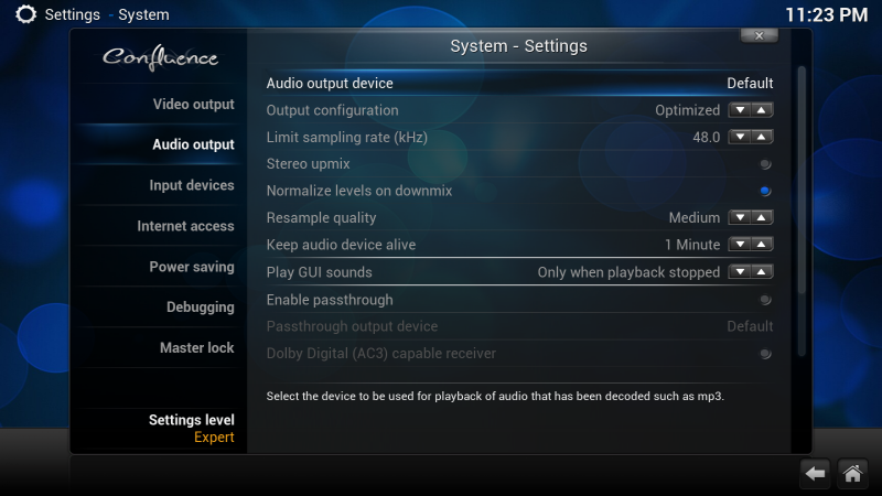 Settings - Audio Output.png
